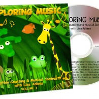 Exploring Music CD Vol 1