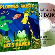 Exploring Music CD Vol 2