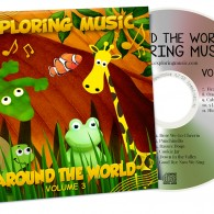 Exploring Music CD Volume 3