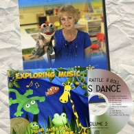 Exploring Music DVD and CD Volume 2