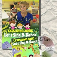 Exploring Music DVD and CD