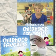 Childhood favorites music cd